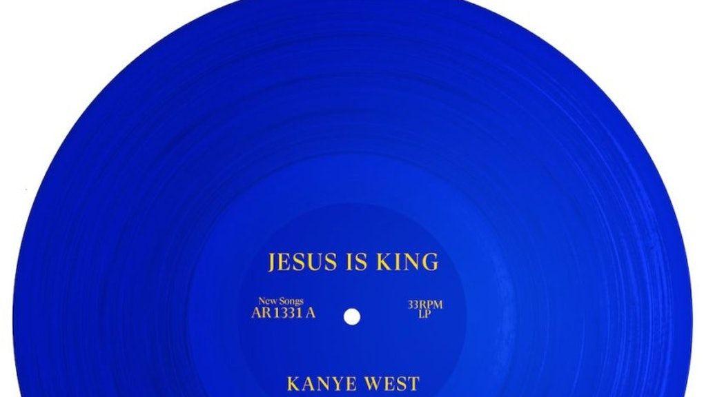 Jesus Is King Vinyl Jesus Music Record