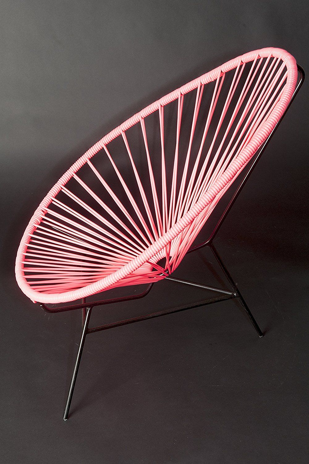 Authentic Mexican Pink Baby Acapulco Chair: Amazon.co.uk: Kitchen U0026 Home