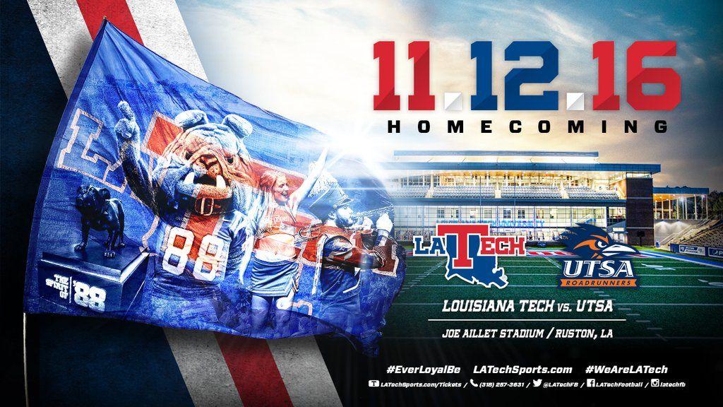 La Tech Louisiana tech, College football, Louisiana