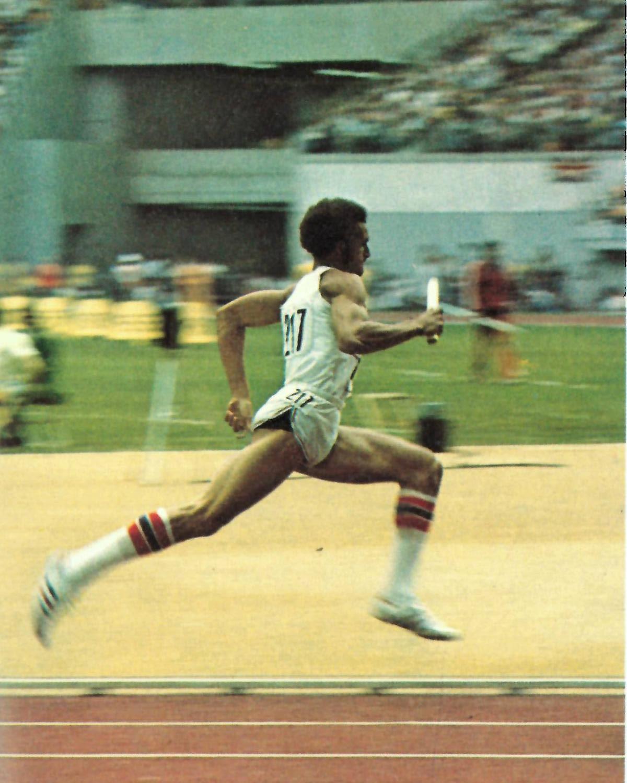 Alberto Juantorena (Cuba), El Caballo, 400m, 800m Olympic