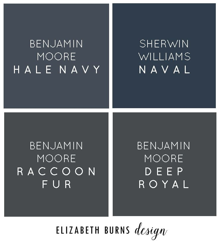 Best navy paint colors navy paint colors navy paint and for Hale navy benjamin moore