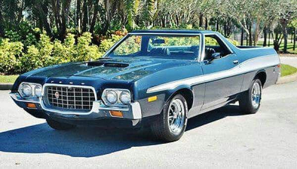 1972 Ford Ranchero Gt Q Code 351 4v C6 Floor Shift Auto 3 25 9 Axle Ford Classic Cars Ford Motor Ford