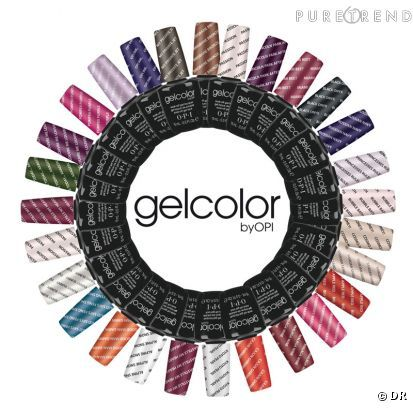 Opi Rinvente Le Gel Couleur Opi Gel Colors Gel Color And Colour