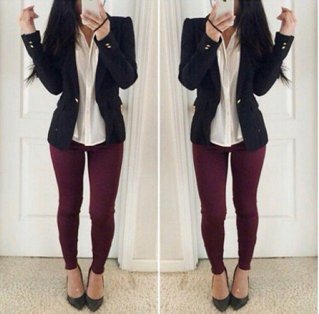 En OutfitsOutfit VinoOutfits Pantalon Elegancia 2019 BorhQxtdsC