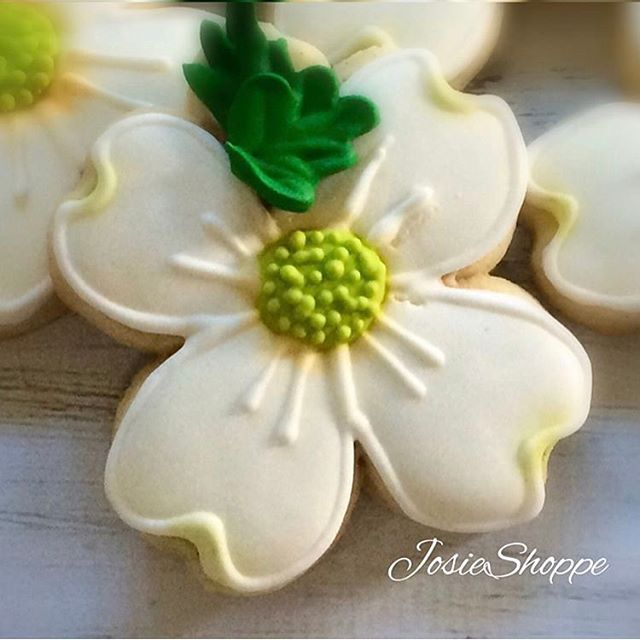Made By Josieshoppe Using Our Dogwood Flower Cutter Designed By