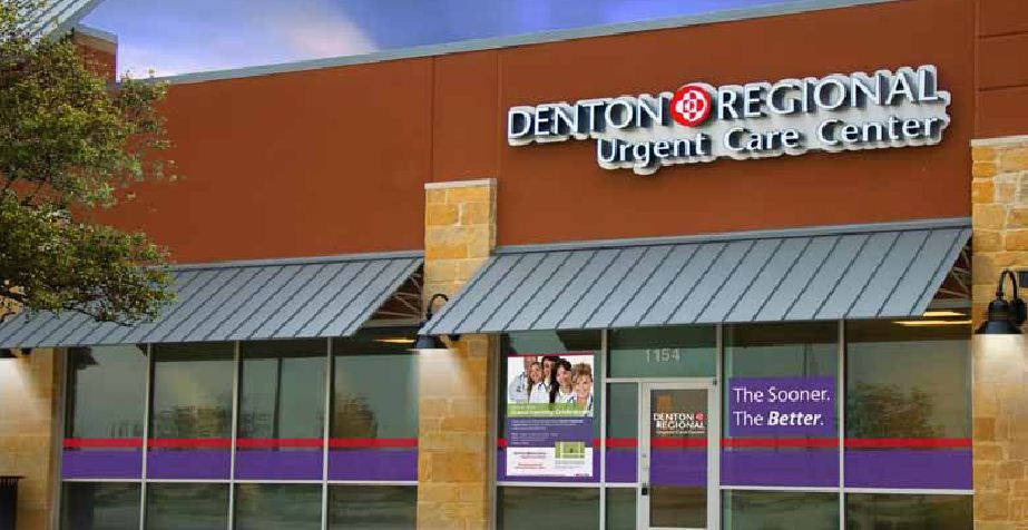 Denton Regional Urgent Care Now Open at Rayzor Ranch