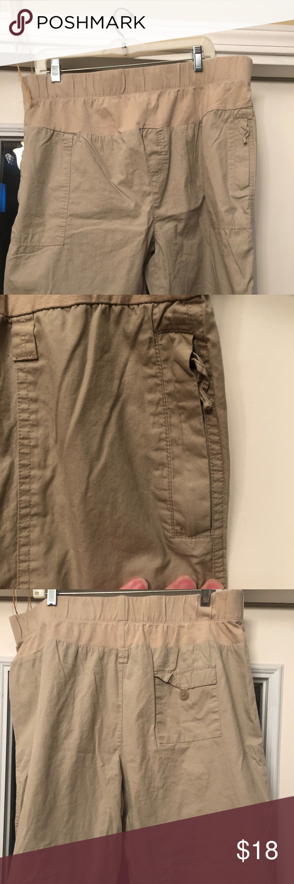 dc1a9ce12e042 Oh Baby by Motherhood Maternity Shorts Size XL Gently used, please see  photos for details