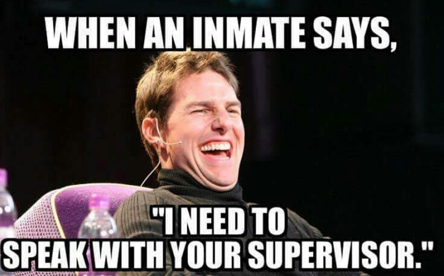 Lol Correctional Officer Humor Correctional Officer Quotes Work Memes