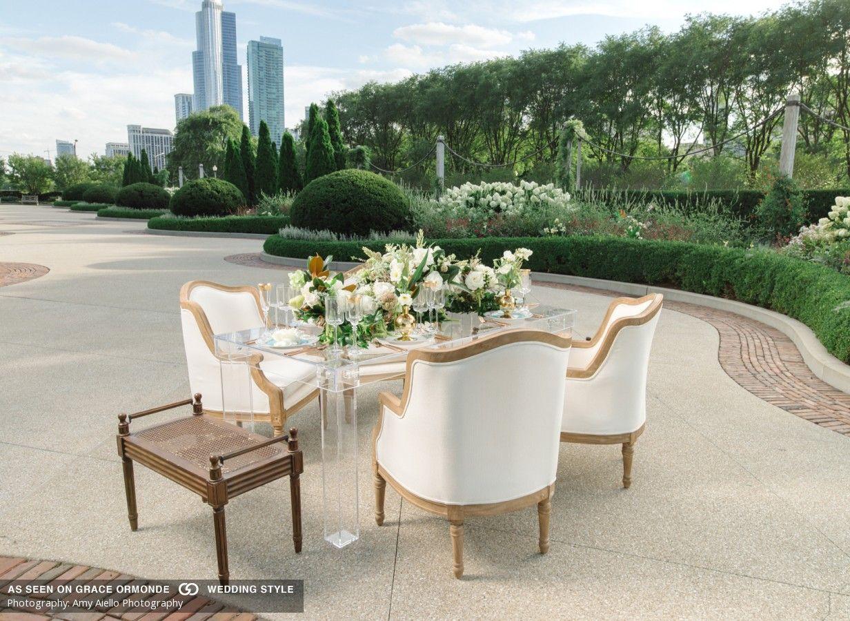 Tiffany And Co Foundation Celebration Gardens Chicago