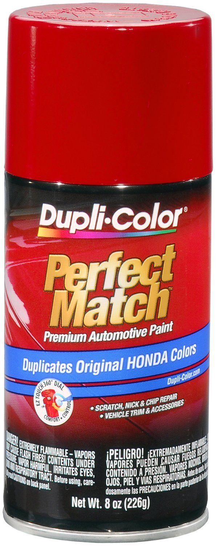 DupliColor BHA0955 Milano Red Honda ExactMatch