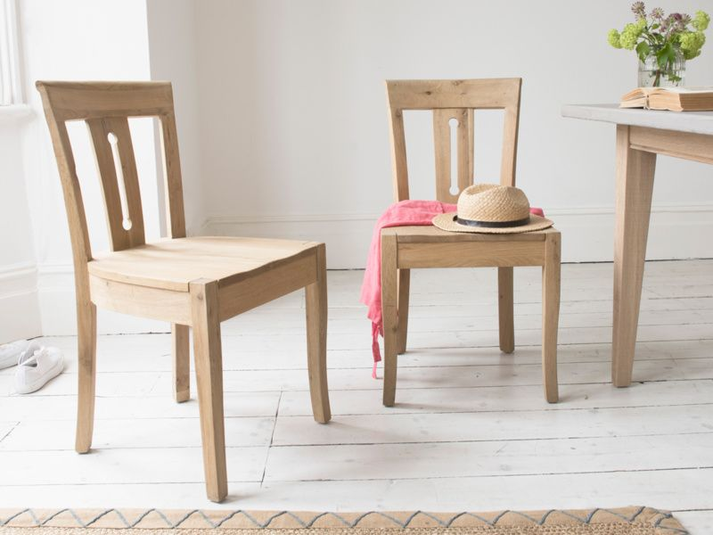 Oak Kitchen Chairs Most Expensive Knife In The World George Raw Living Room