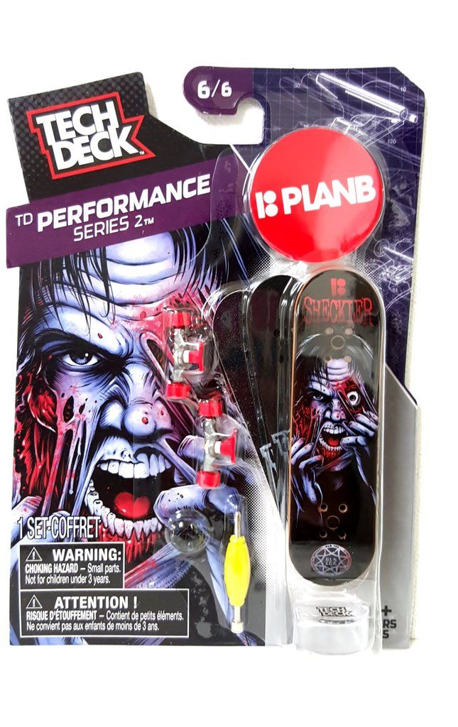 Tech Deck Skateboard TD Performance Series 2 6/6