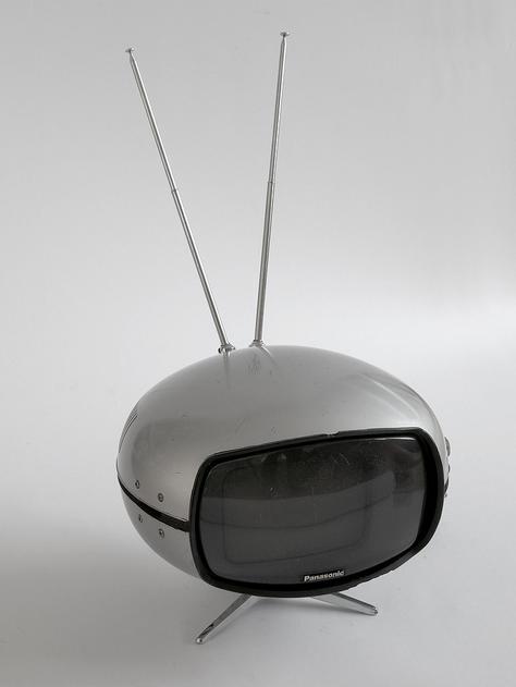 "PANASONIC Orbitel TR-005 ""Flying Saucer"", 1969"