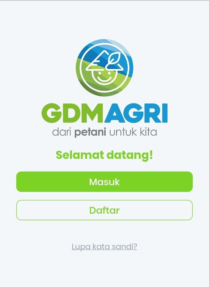 aplikasi beli hasil pertanian