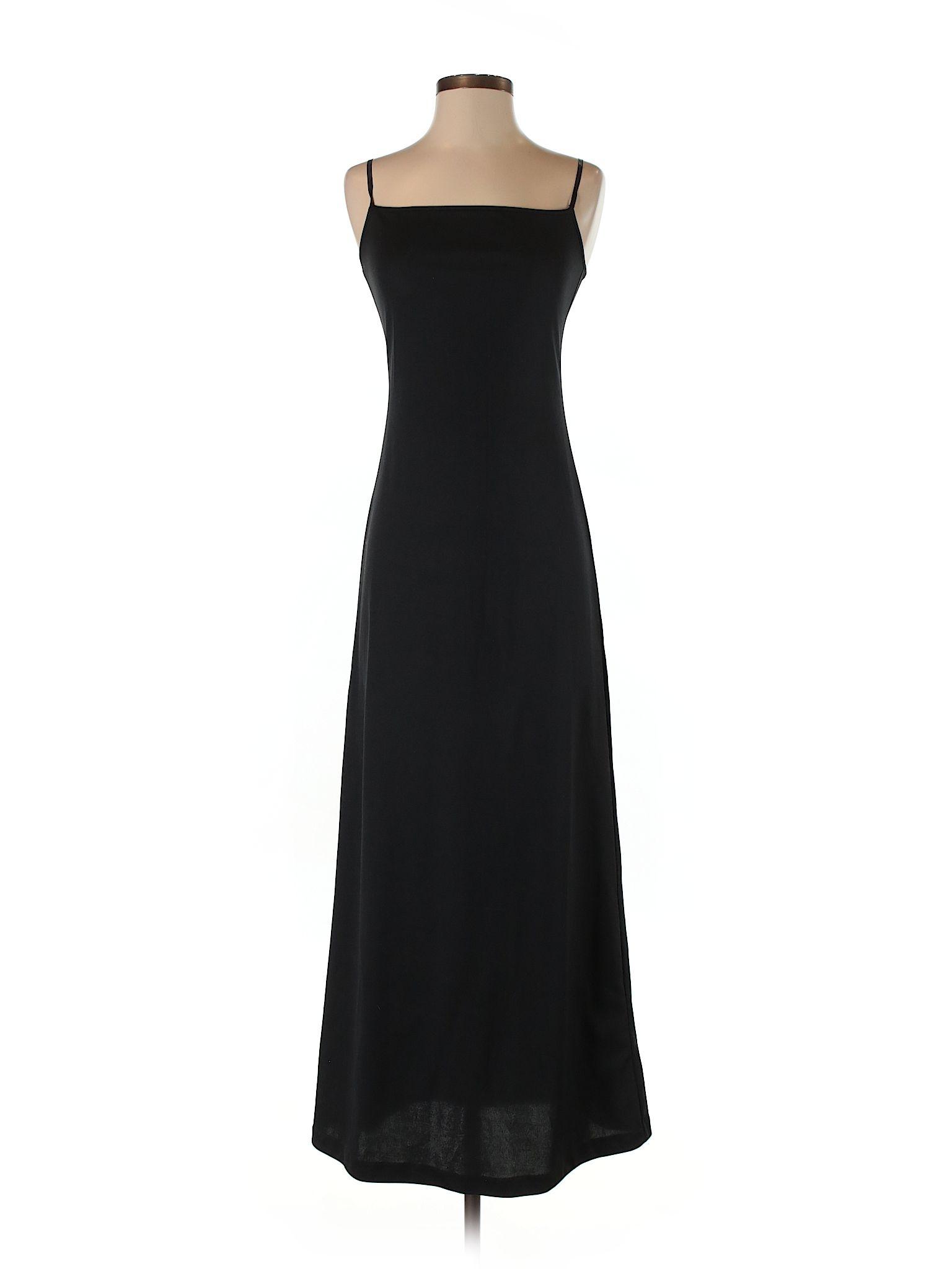 f2a0d46d8 Vivienne Tam Casual Dress: Black Women's Dresses - 30226256
