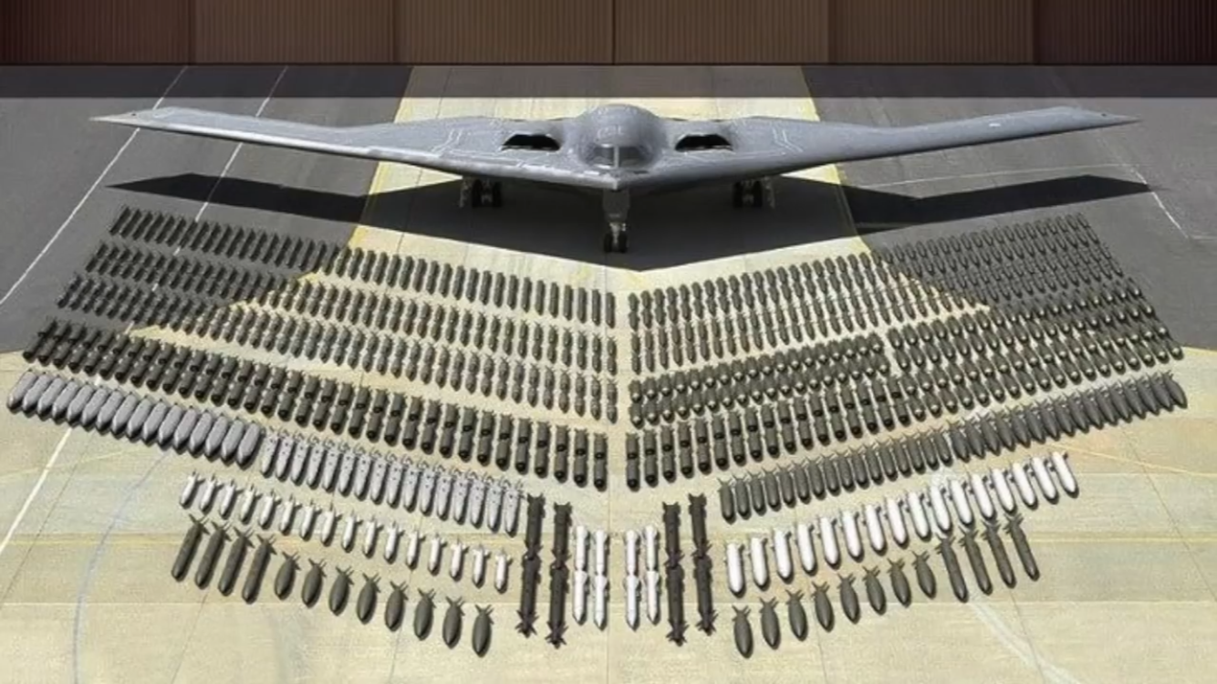 Resultado de imagen para B-2 Spirit
