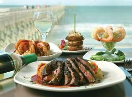 If You Are Looking To Savor Fresh Seafood Myrtle Beach Is The Place Be