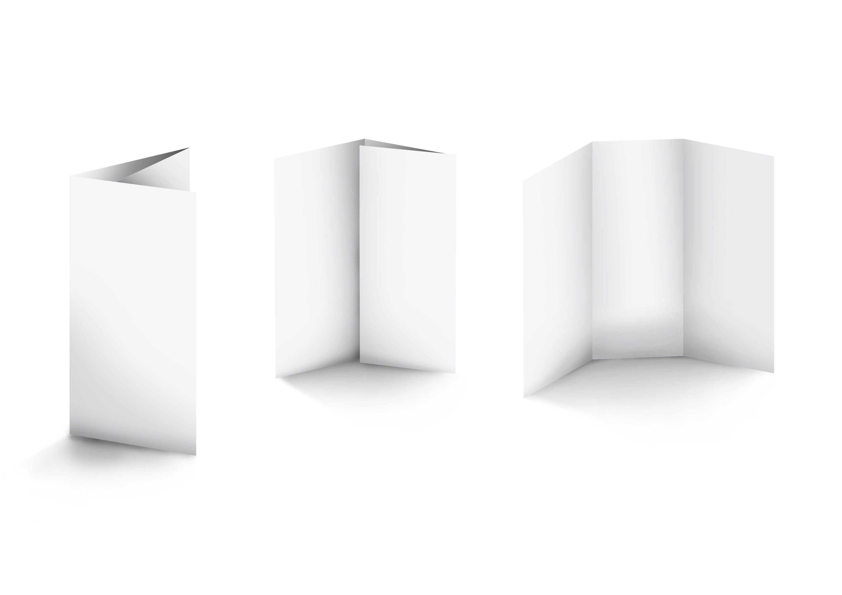 Roll Fold/Tri Fold · Tri Fold Brochure TemplateResume ...  Blank Tri Fold Brochure Template