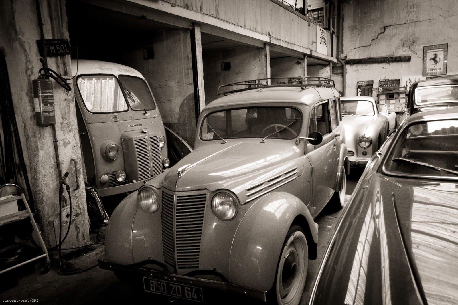southsiders: The Laguna Garage . .