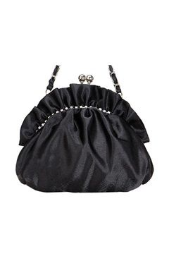 Black #Clutches Style Code: 07681 $18