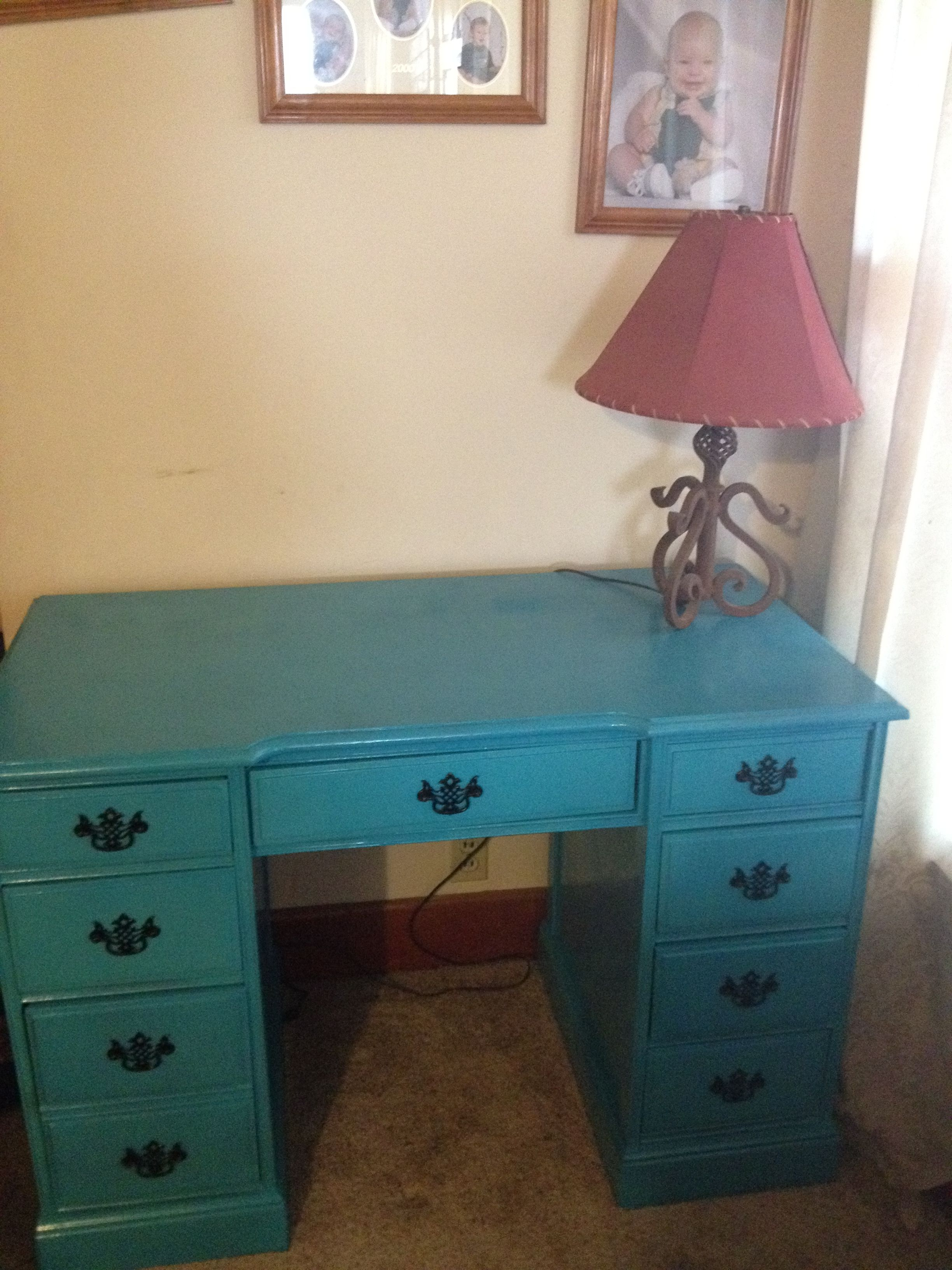 Used Exotic Sea Spray Paint By Valspar