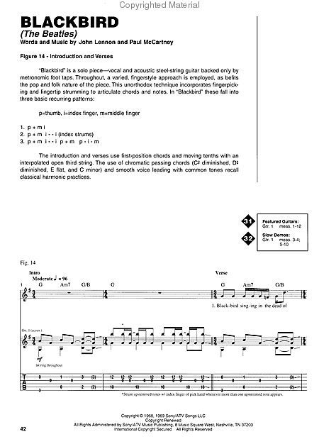 Best of the Beatles for Acoustic Guitar Sheet Music by The Beatles ...