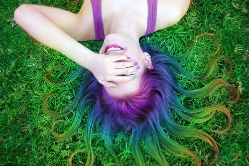 Extra 241 O Mi Pelo De Colores Hair Color Pelo De Color