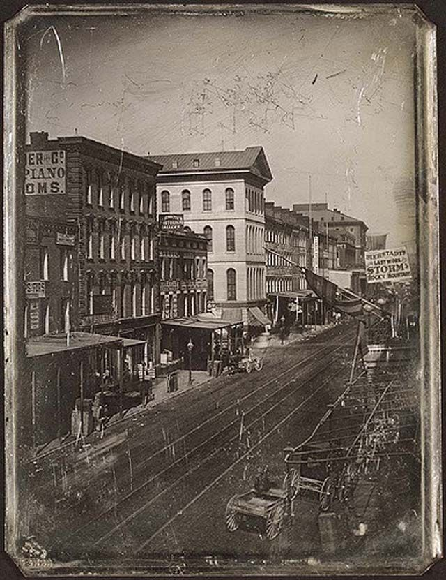 Missouri in the earliest Photography – 24 Rare Vintage Photos Capture St. Louis from 1848-70 by Thomas Easterly