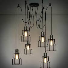Image result for edison light bulb chandelier | Boathouse Light ...