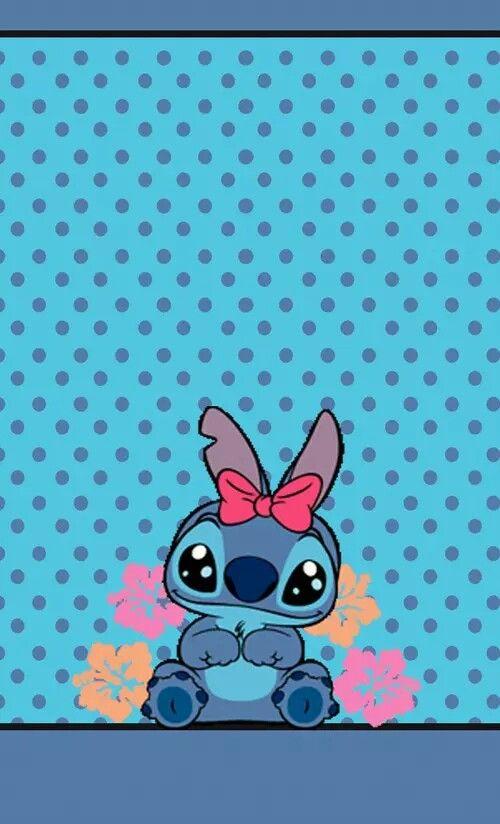 Fondos de pantalla de stitch bebe
