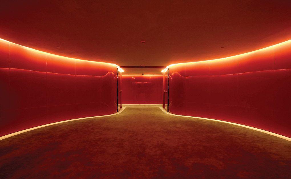 Hotel Puerta America, Madrid #hotel #orange
