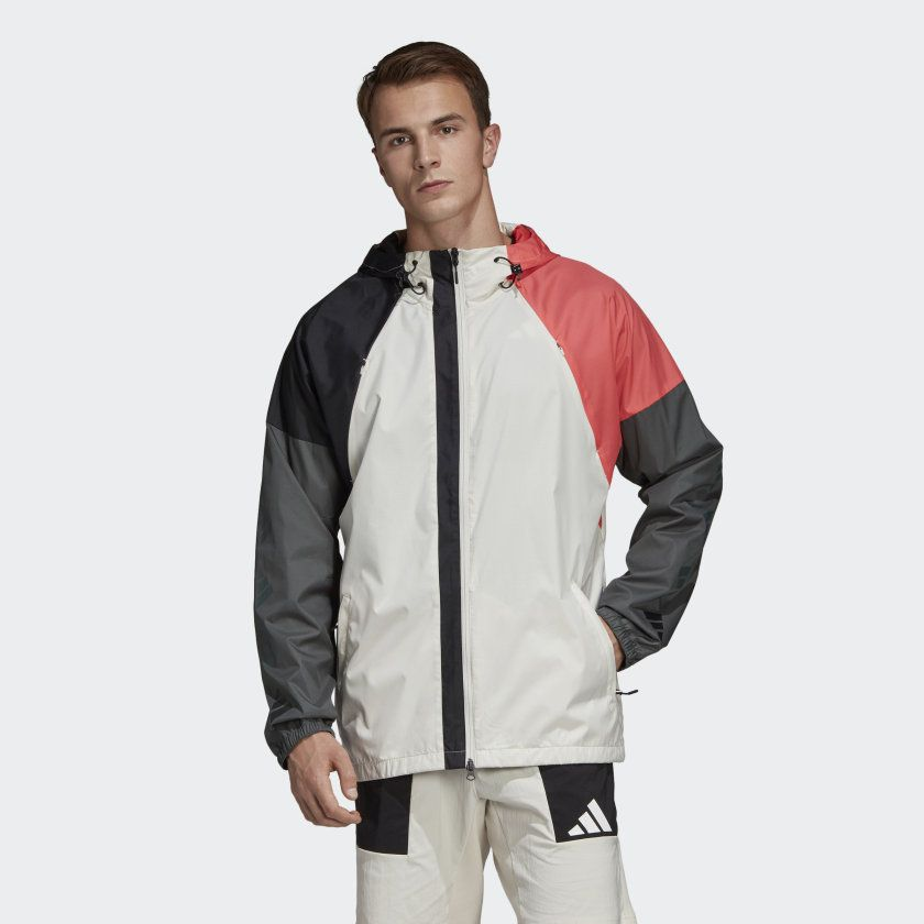 5bf54f3d40 adidas The Pack Windbreaker in 2019 | casual outfits | Windbreaker ...