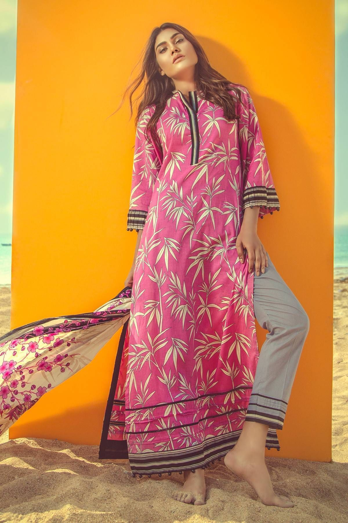 25002d5175 Alkaram available in ML Pakistani Casual Wear, Pakistani Dresses, Lawn  Suits, Asian Style