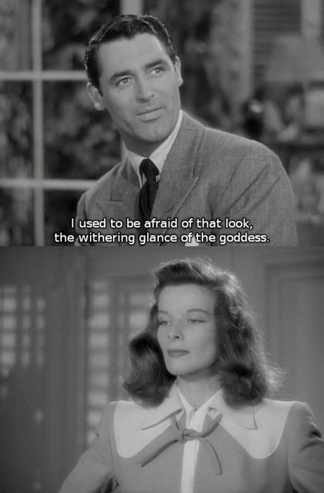 The Philadelphia Story   Cary Grant and Katherine Hepburn | Movies