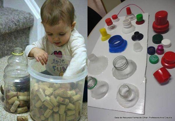 Brinquedos de encaixe: ideias bacanas para fazer e...