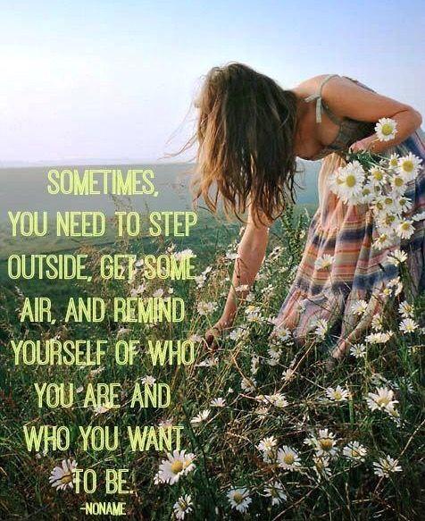 American Hippie Bohéme ☮ Flowerchild Boho ☮ Take A Walk