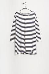 kowtow - 100% certified fair trade organic cotton clothing - Building Block Relaxed Tee Dress