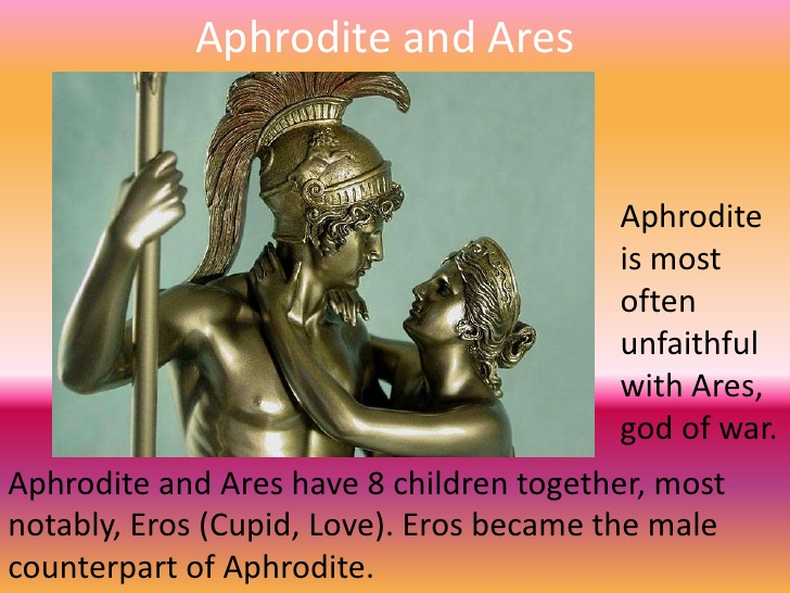 Ares: Greek Archetype of War, Dance, and Lover | Jackson