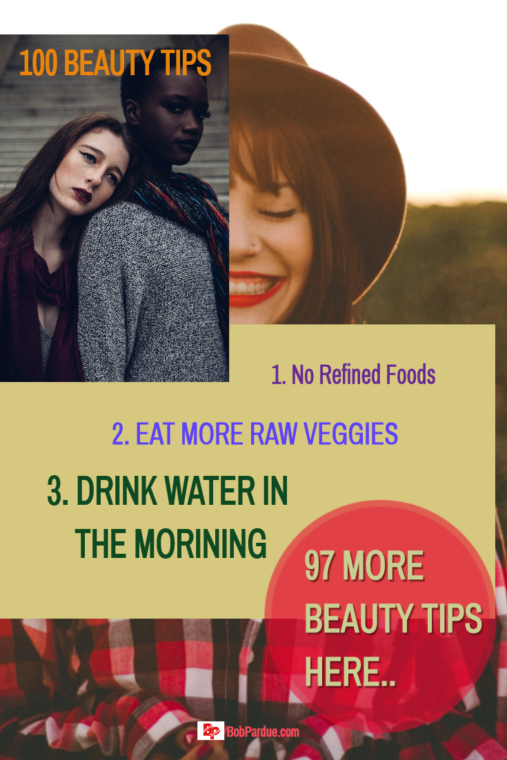 tips to look more beautiful