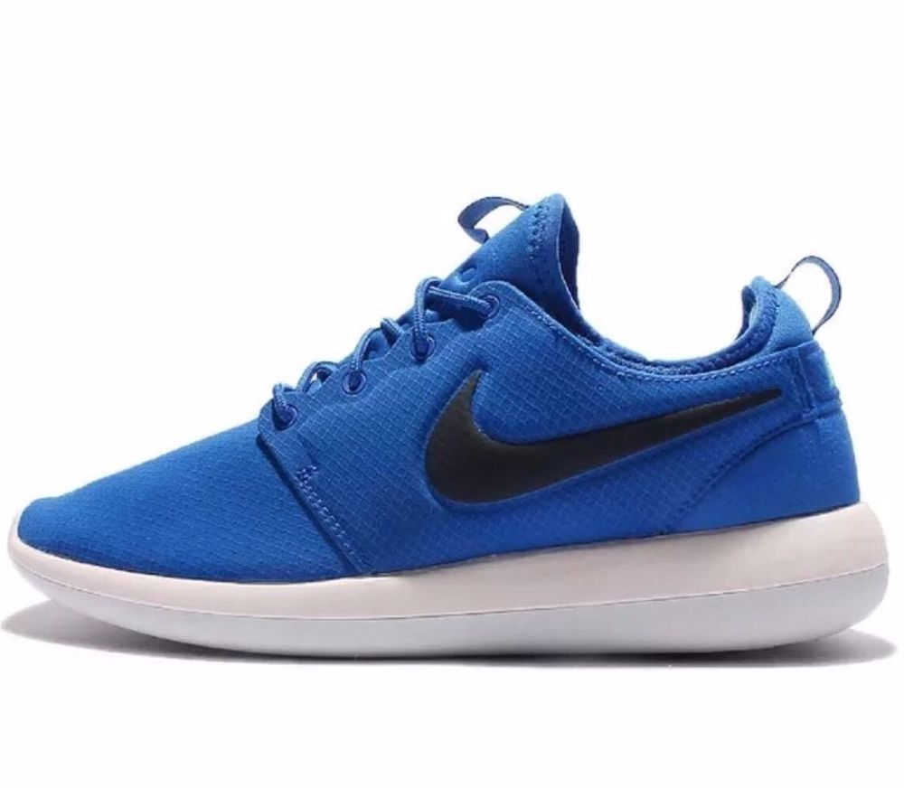 detailed look 102f8 b7302 Nike Roshe Two 2 SE Mens Shoes 11.5 Hyper Cobalt Dark Obsidian 859543 400   Nike  RunningCrossTraining