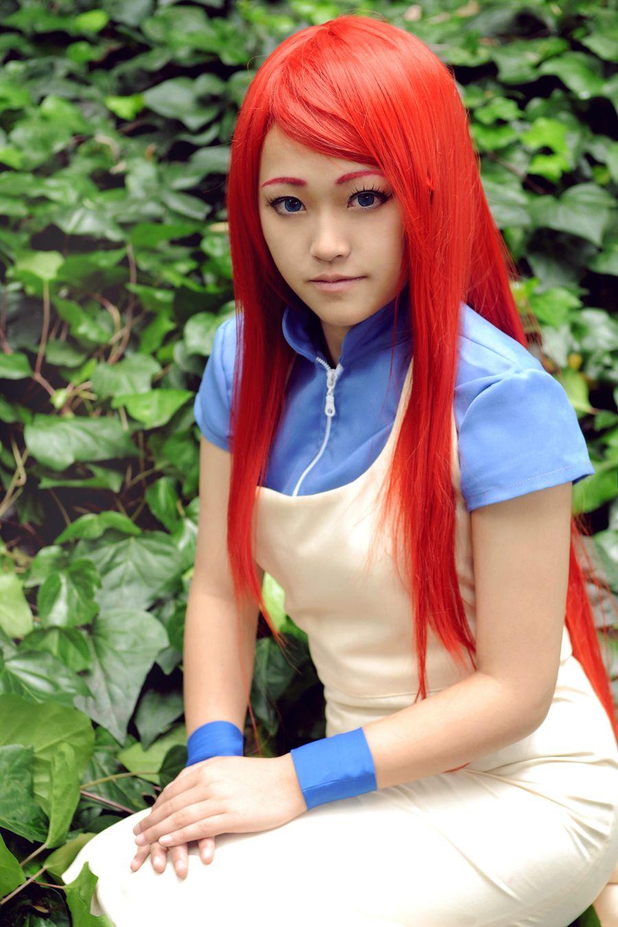 Kushina cosplay Google Search Cosplay anime, Cosplay