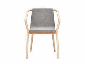 Sedia in tessuto con braccioli THOMAS | Sedia in tessuto - SP01 ...
