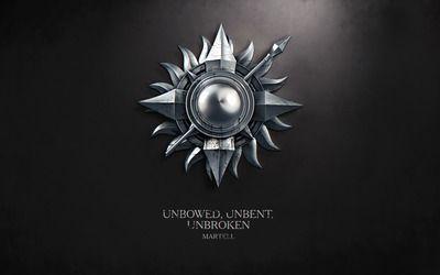 Unbent Unbowed Unbroken Wallpaper Game Of Thrones