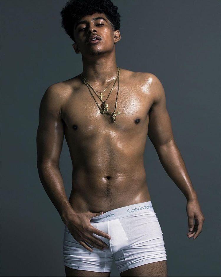 Princeton Perez Princeton Perez Sexy Black Men