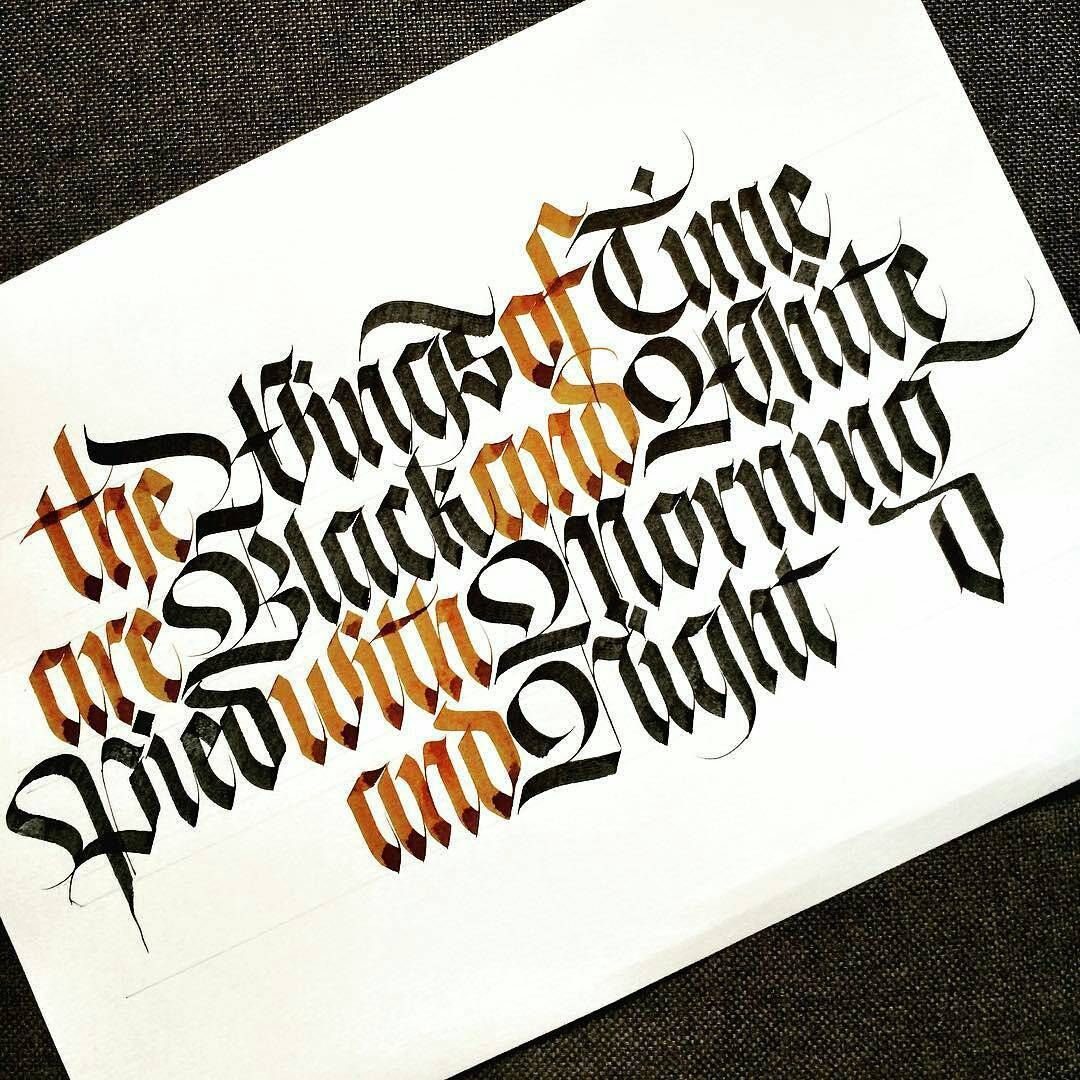 See This Instagram Photo By @calligraphymasters • 2,526