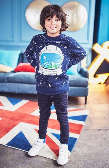 Main image mini boden explorer sweatshirt toddler boys for Mini boden rabatt