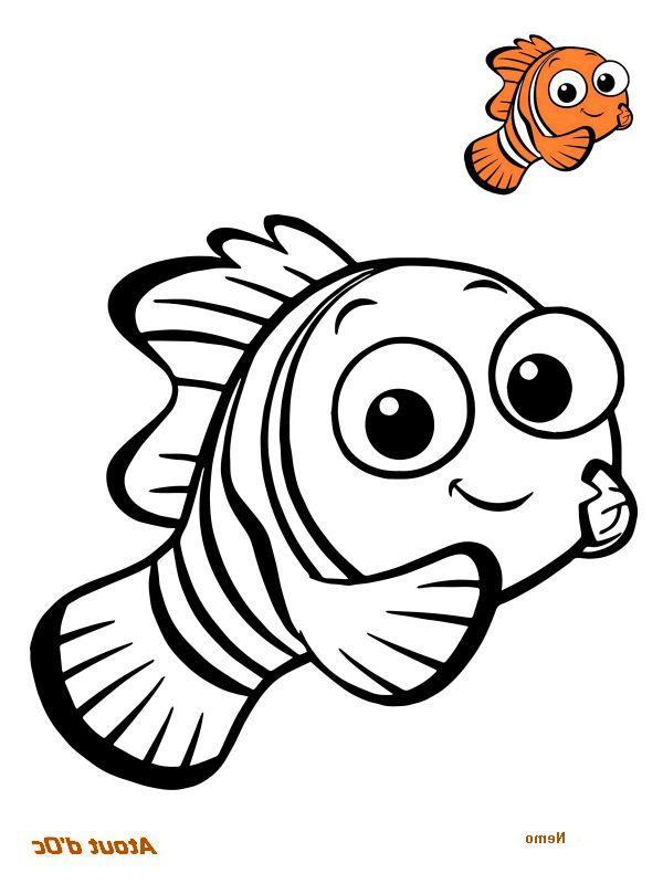 Disney Nemo Color Dessinnemo0d Character Disney Tigger