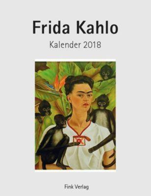 frida kahlo kalender 2018 kunst einsteckkalender - Ausatmen Fans Ef34