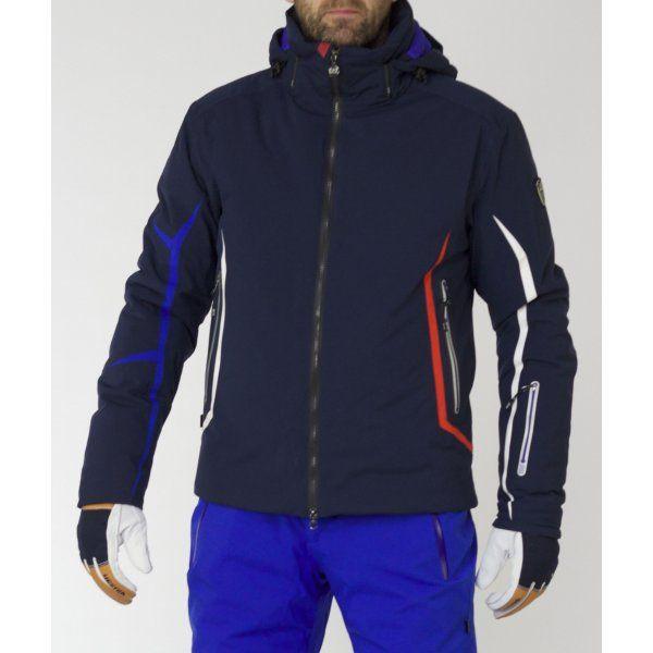 fd1c9370083b4 Armani EA7 Fun Jacket 3 Mens Ski Jacket in Navy