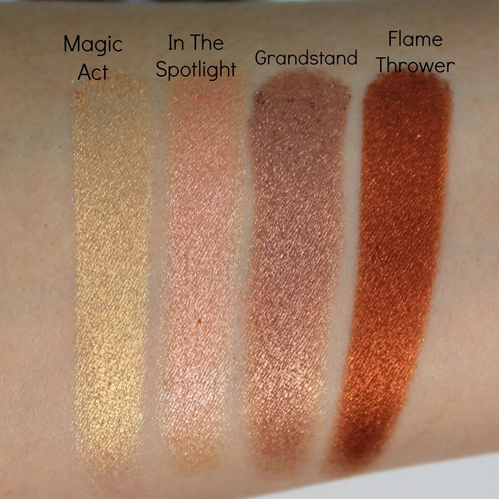 Making Up the Midwest Review & Swatches Makeup Geek